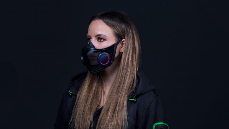 """Razer bringt die """"schlauste Maske der Welt"""" mit RGB-Beleuchtung"""