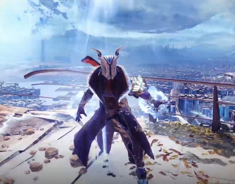 Rift Warlock Class Ability Destiny 2