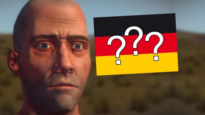 Rust auf Deutsch umstellen - Guide