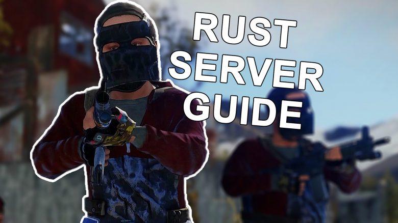 Rust: Server mieten und einrichten – So geht's