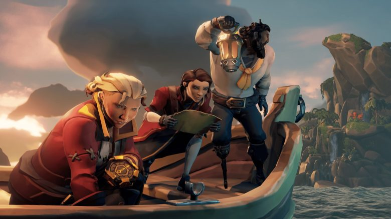 Sea of Thieves Steam Hit