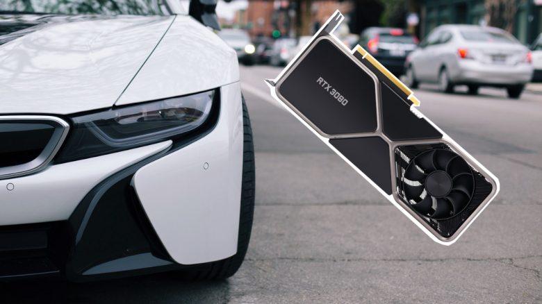 Titelbild BMW und RTX 3080 Neu