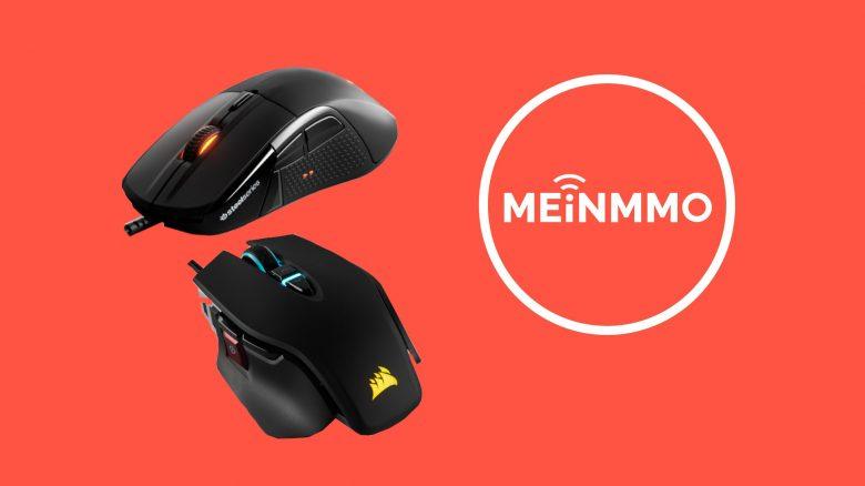 Die besten Gaming-Mäuse für MMOs – Stand: 2021