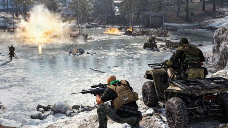 Leak meint: CoD Warzone könnte bald Kämpfe auf dem Wasser haben