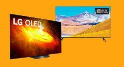 Bei 5 guten Fernsehern von Samsung und LG könnt ihr derzeit sparen