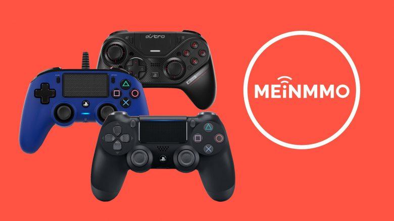 Das sind die besten PS4- und PS5-Controller, die ihr 2021 kaufen könnt