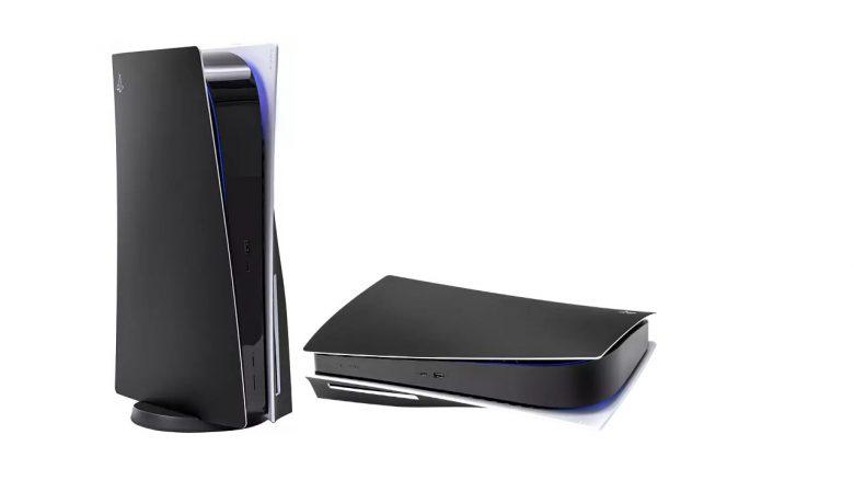 Wenn ihr nicht auf eine schwarze PS5 warten wollt, probiert doch diese Sticker