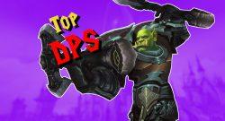 WOW Shadowlands Top DPS TItel