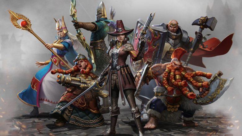 Neues Free2Play-MMORPG startet bald – Das steckt in Warhammer: Odyssey