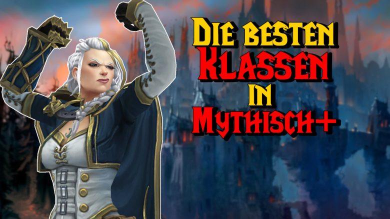WoW Jaina Beste Klassen mythisch titel title 1280x720