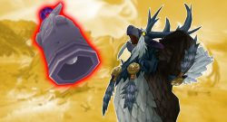 WoW Shadowlands Glocke Titel