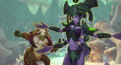 WoW Shadowlands Maldraxxus Anima Quest Bosse Titel