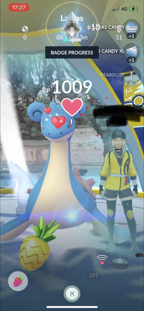Pokemon GO XL Bonbons