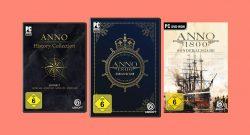Amazon Angebot: Anno 1800 & Anno History Collection zum Bestpreis