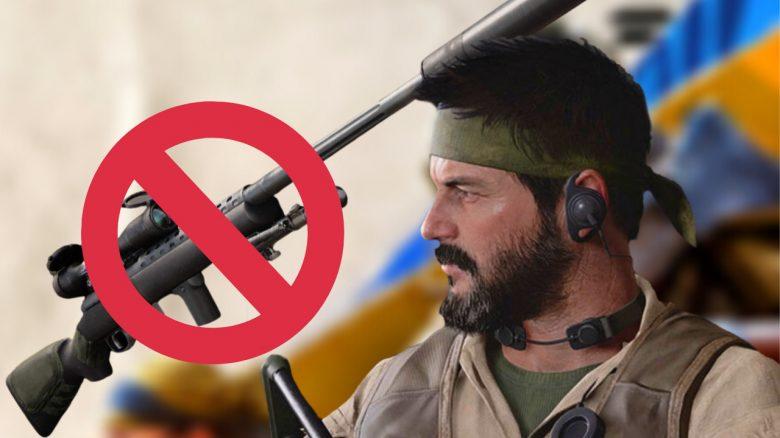 Profis verbieten sich selbst Sniper-Gewehre, weil CoD Cold War kaputt ist