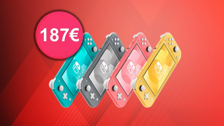 Nintendo Switch Lite aktuell günstig im Angebot bei eBay