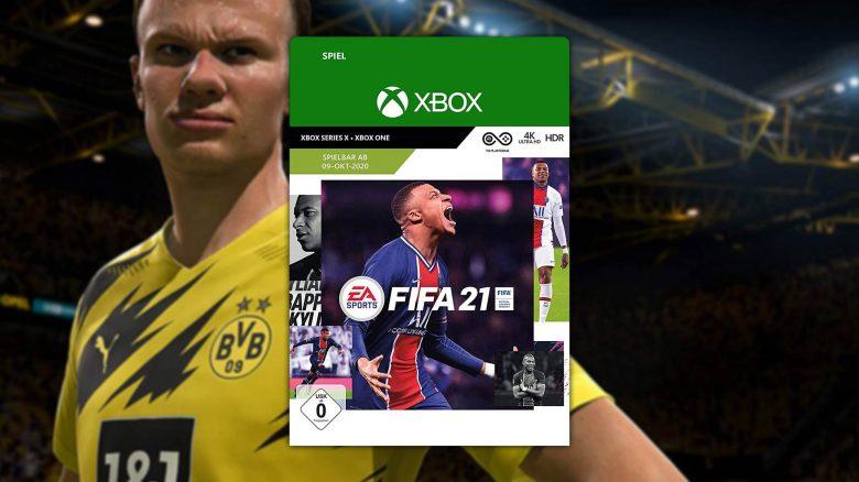 Amazon Angebot: FIFA 21 Key für Xbox Series X zum Spitzenpreis