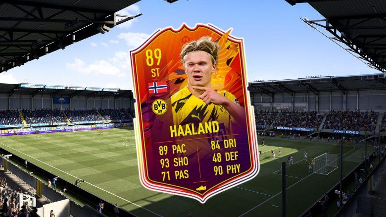 FIFA 21 Headliners-Event: Die neuen Spezialkarten aus Team 2 – mit Haaland