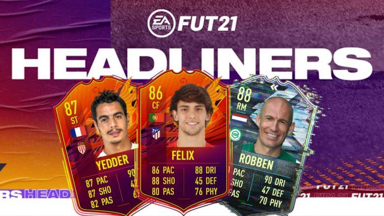 FIFA 21 Headliners-Event – Das sind die neuen Spezialkarten
