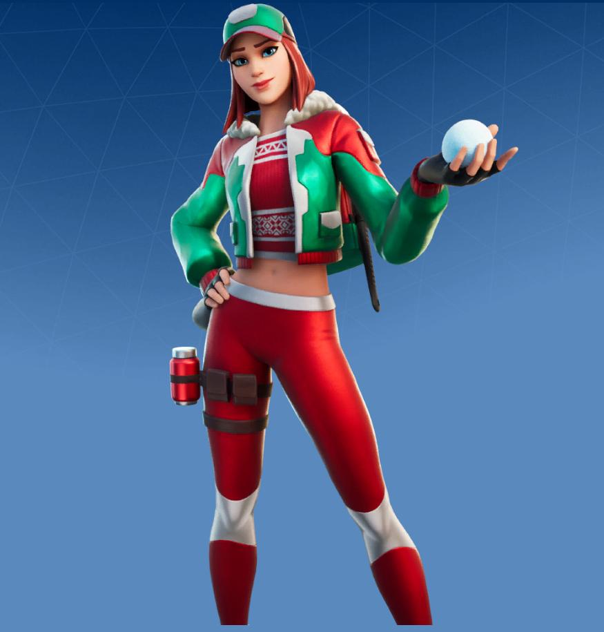 fortnite-Holly-Striker-skin