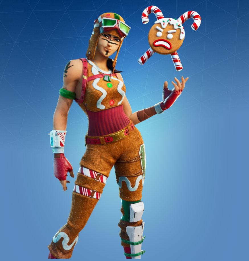 fortnite-gingerbread-raider-skin