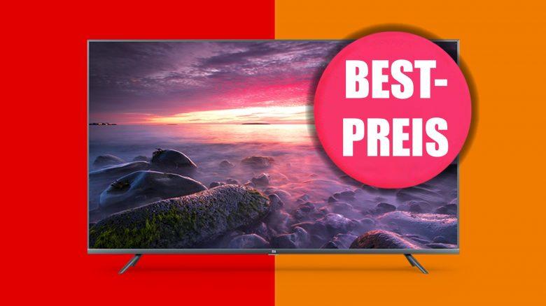 UHD-Preisbrecher Xiaomi Smart TV 4S günstig wie nie bei Media-Saturn
