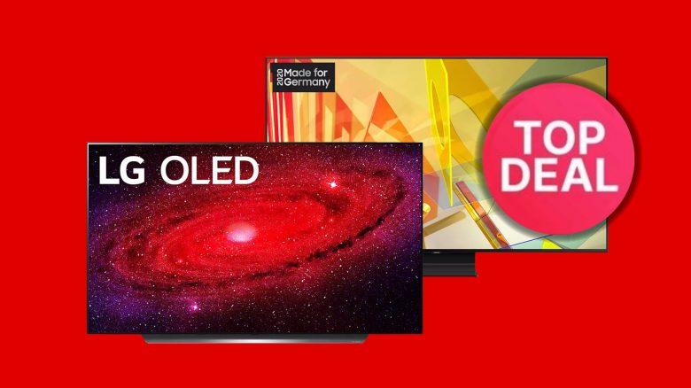 LG OLED CX9 und Samsung QLED Q90T zum Bestpreis bei MediaMarkt