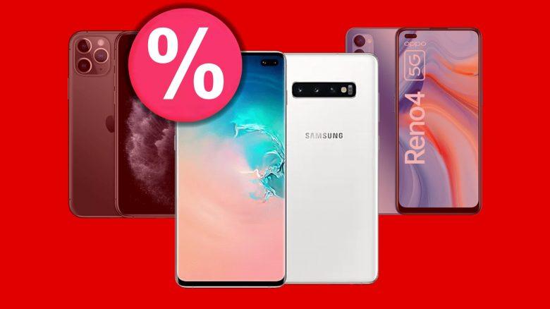 Galaxy S10+ günstig und mehr – Smartphone-Deals bei MediaMarkt