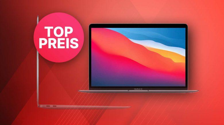 OTTO Top-Angebot: Apple MacBook Air M1 zum aktuellen Bestpreis