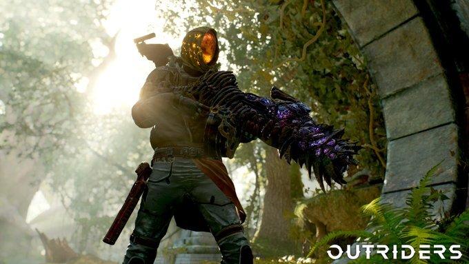 Outriders verteilt garantiert legendäre Waffen – So bekommt ihr 3 davon