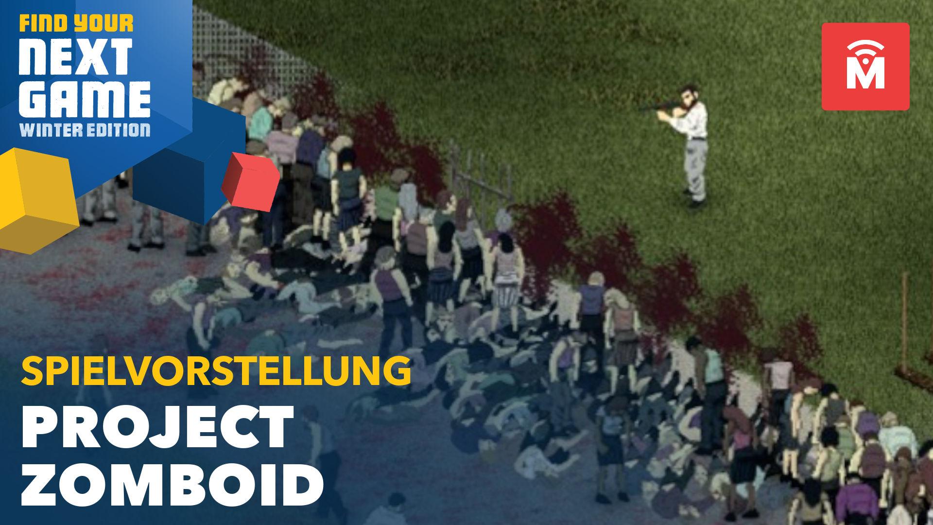 "Project Zomboid   Vorstellung eines ""Walking Dead Simulators"""