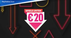 Im PS Store gibt's gerade viele Top-Games für unter 20 €