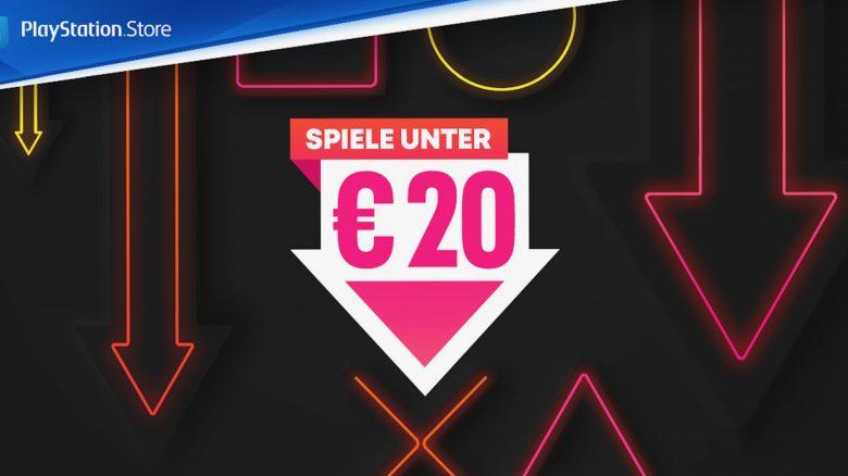 PS Store: Hunderte Spiele für PS4/PS5 gibt's gerade unter 20€ – Die Highlights