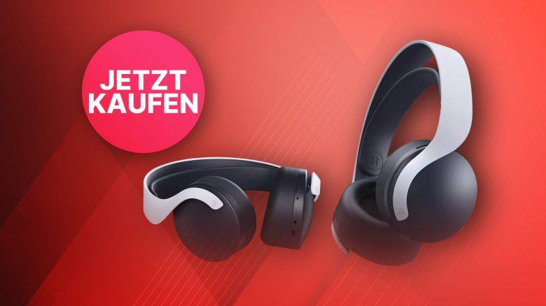 Sony Pulse 3D PS5-Headset: Jetzt bei MediaMarkt & Saturn verfügbar
