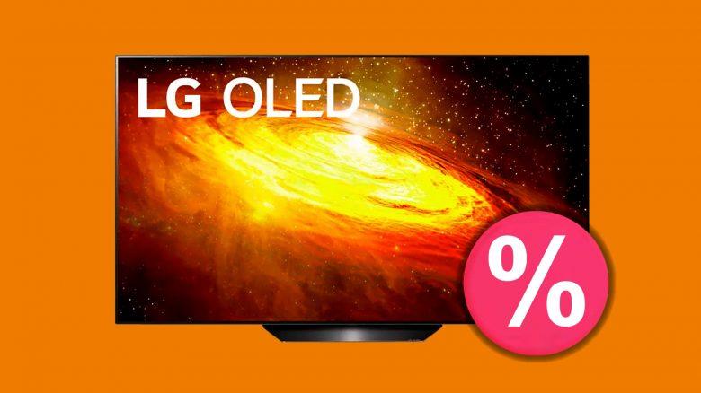 LG OLED-Fernseher BX9 mit Top-Wertungen aktuell günstig bei Saturn.de