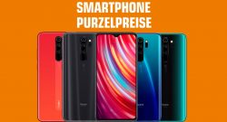 Smartphone-Purzelpreise: Redmi Note 8 Pro für 169€ und mehr bei Saturn
