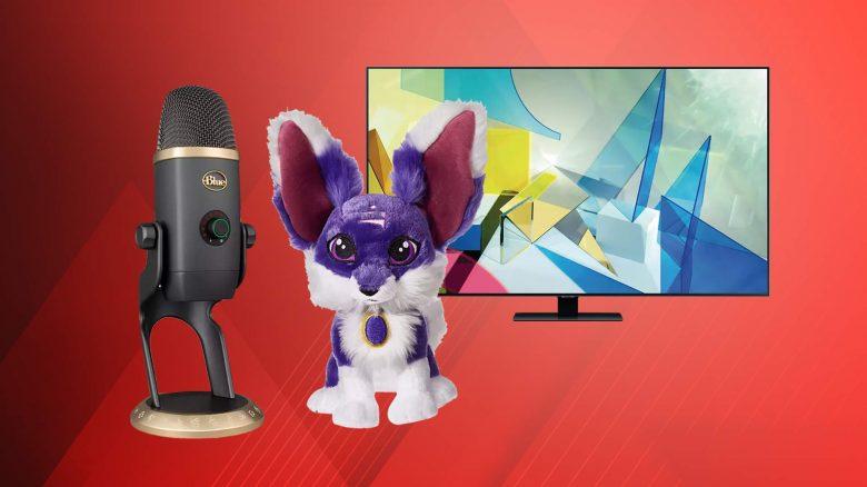 Saturn Weekend Deals: Blue Yeti X WoW Bundle & 4K TV mit HDMI 2.1