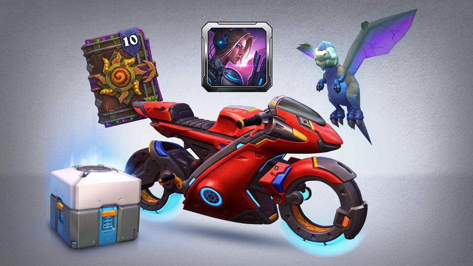 Blizzard Anniversary Pack 1