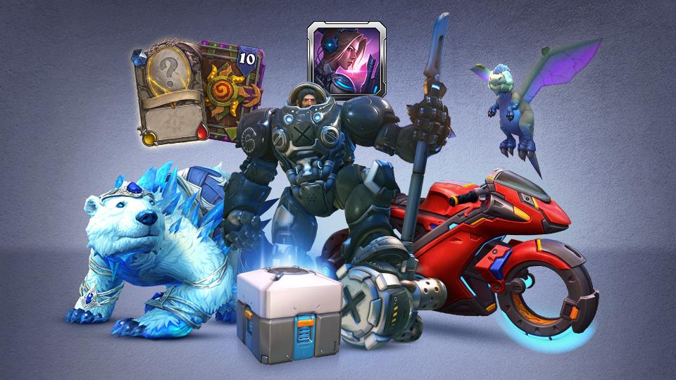Blizzard Anniversary Pack 2