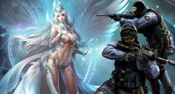 5 gute MMORPGs und Shooter, die ihr einfach im Browser spielt