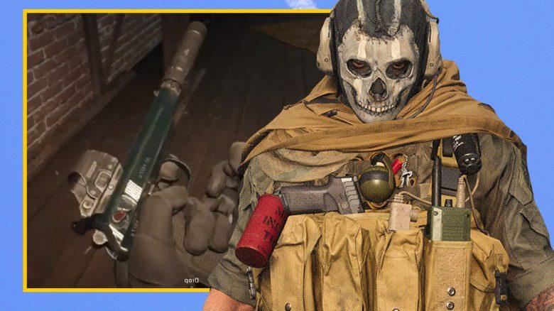 CoD Warzone: Spieler findet unveröffentlichte Pistole – und die sieht stark aus