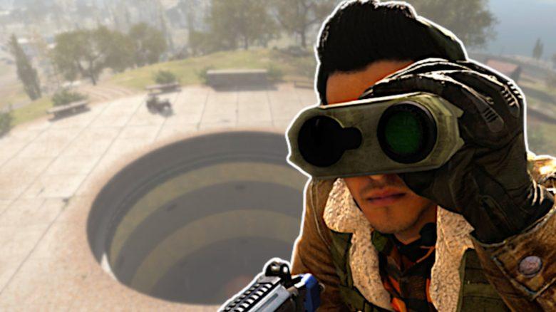 CoD Warzone Raketensilos Fundort Titel