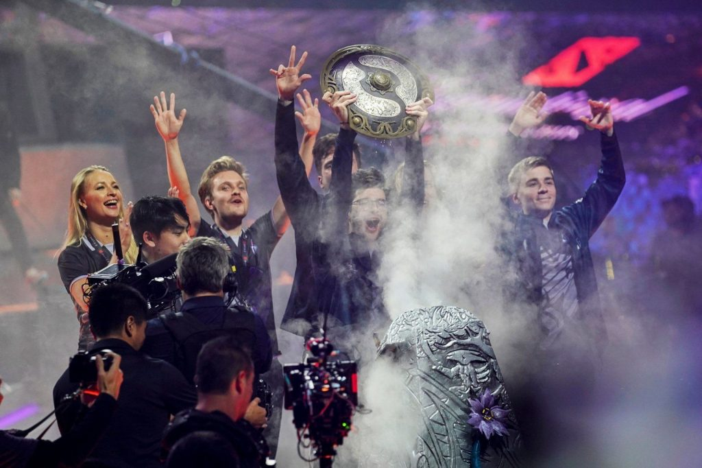 DOTA 2 The International gewinner