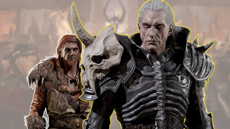 Diablo 2 Remaster Necro Druid Titel