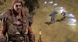 Diablo 2 Resurrected Gameplay Titel