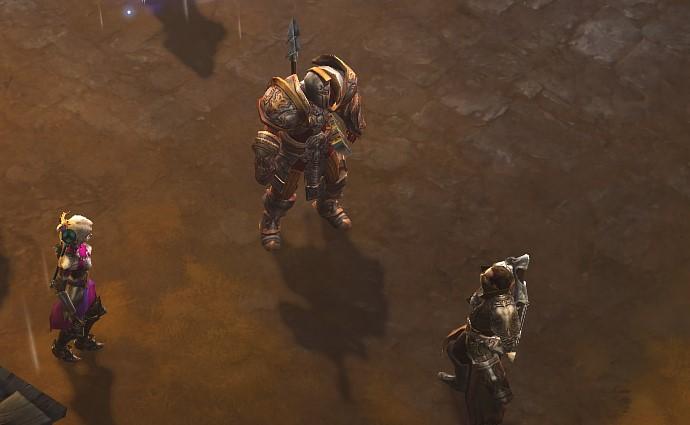 Diablo 3 Begleiter Stadt