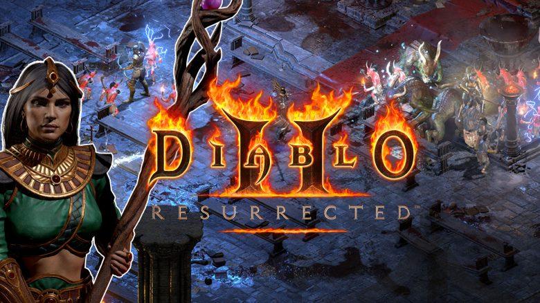 Diablo 2 Resurrected: Datum und neue Details zur Alpha bekannt