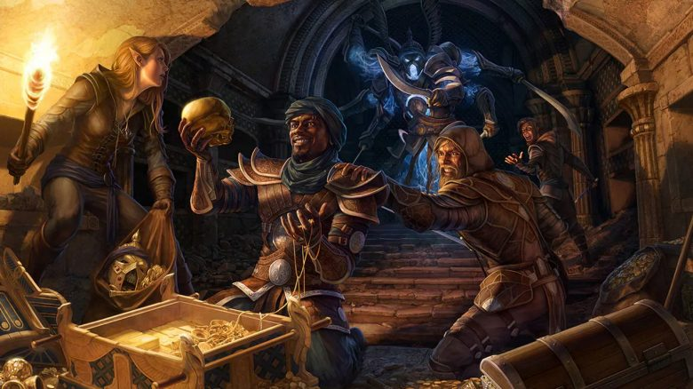 ESO Dungeon Instanz