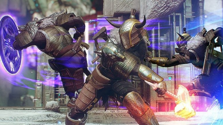 Eisenbanner Iron Titan Destiny 2 Titel
