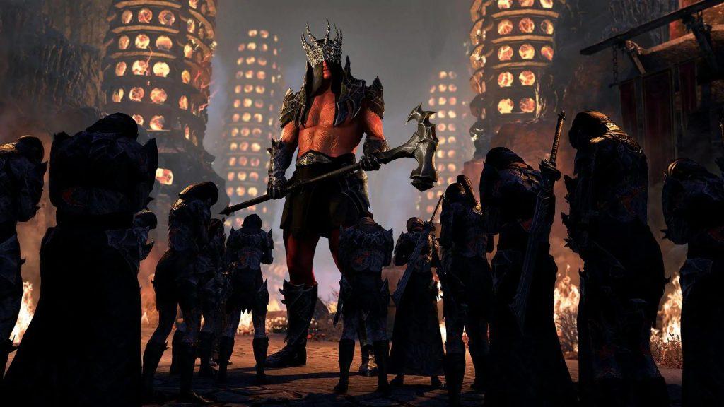 Elder Scrolls Online Cauldron Zaudrus